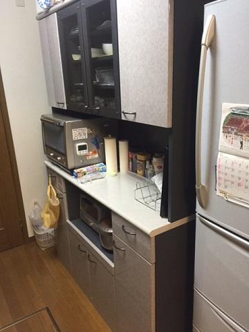 クリナップ キッチン リフォーム②