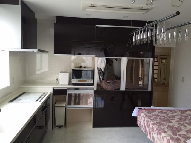 LIXIL システムキッチン リシェルSI⑩
