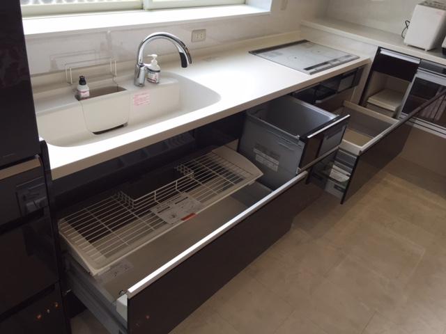 LIXIL システムキッチン リシェルSI㉔