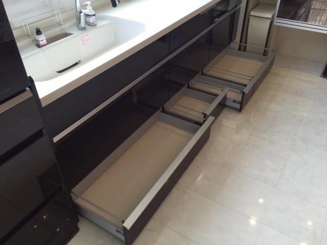 LIXIL システムキッチン リシェルSI㉕